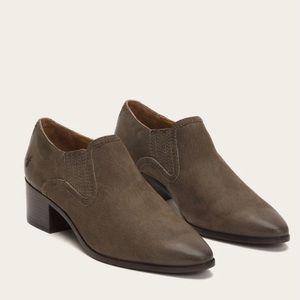 FRYE Eleanor Western Shootie Ankle Boot Su…